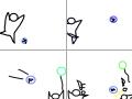 실수의 공 : 누군가 공에 맞음 스케치판 ,sketchpan