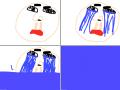 눈물바다 : 준호의 일상 스케치판 ,sketchpan