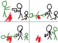 좀비 : ㅇㄻㅎㄻㄹ 스케치판 ,sketchpan
