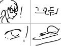 자결을택한 친구; : 못그렸다!!!!! 스케치판 ,sketchpan