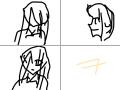 하하하하 : ㅎ헣허ㅓ허허 스케치판 ,sketchpan