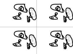 감자가 되고 싶은 고구마 : 자면서 감자꿈을 꾼다. , 스케치판,sketchpan,손님