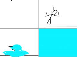 히어로 착지[기현성] : ㄴㅇㄴㅇㄻㄴㅇㄹ , 스케치판,sketchpan,손님