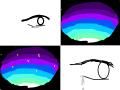 하늘과 밤 : 어둠에서 빛을 발견한다(행복 스케치판 ,sketchpan