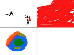 핵주먹 하나로 지구멸망[기현성] : ;ㅣ러만ㅇㄹ이머ㅏㄴ;이러ㅏ;ㅁㄴㅇㅁ리ㅓㅏ이ㅏㅓㄴㄹ , 스케치판,sketchpan,손님