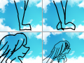 룰루랄라 : 으잉.... 스케치판 ,sketchpan