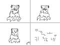 ㅅㅂ : ㅅㅄㅄㅂ 스케치판 ,sketchpan