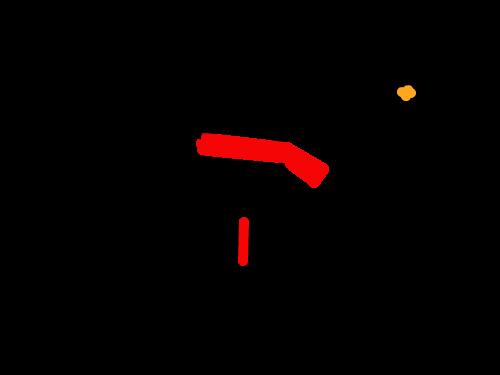 반전 : 바전을 한다. 스케치판 ,sketchpan