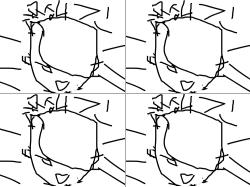 못생긴 아이 : ㅠㅠㅠㅠㅠㅡㅠㅠㅠㅠ , 스케치판,sketchpan,손님