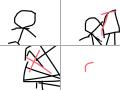 악!!!!!네모쌤의죽음!!!!!!!! : 네모쌤이죽은거................ 스케치판 ,sketchpan
