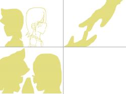 악의하인 : 마우스로 그려 힘들다 , 스케치판,sketchpan,손님