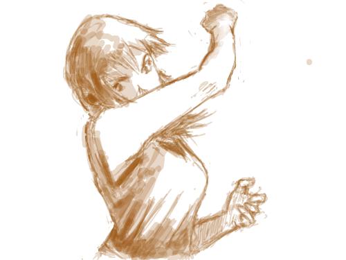 아동범죄자들 : 어떻게하면좋을까;; 스케치판 ,sketchpan