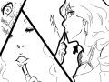 남자의변신은 무죄 : ㅋㅋㅋ색칠좀 누가해주세요 아직 미완  ㅠ 스케치판 ,sketchpan