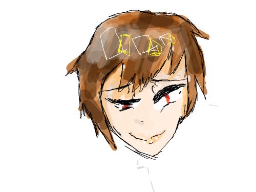 카노 슈우야 얼굴 : 서어어어어어어어어어어어얼며어어어어어어어어어어어엉 스케치판 ,sketchpan