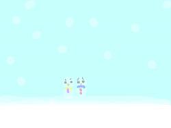 겨울 : 겨울입니다.. , 스케치판,sketchpan,손님