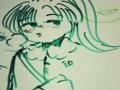 춥다 : 춥다 스케치판 ,sketchpan