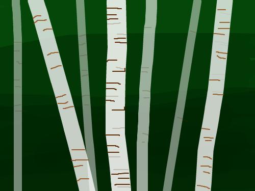 그림 : 나무 입니다 스케치판 ,sketchpan