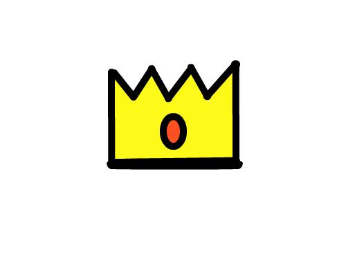 sun : 왕을 표현한 모습 스케치판 ,sketchpan