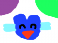 천사 하트 : 천사 하트 스케치판 ,sketchpan