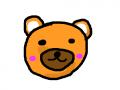 곰돌이 : 곰돌이가 못생겼다. 스케치판 ,sketchpan