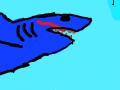 상어 : 걍 상어 스케치판 ,sketchpan