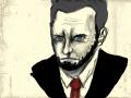 젠틀맨 : 슈트간지 스케치판 ,sketchpan