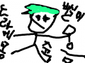 도라에몽 : 죽은 비실이 스케치판 ,sketchpan