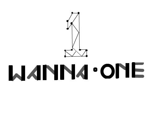 워너원 로고 : 워너원로고 스케치판 ,sketchpan