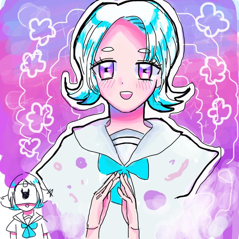 우주소녀 : 우주소녀 스케치판 ,sketchpan