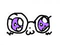 표정 : 귀요미(첫작이라이해부타드려욤 스케치판 ,sketchpan