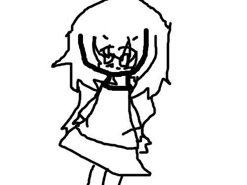 낙서그림 : .... 스케치판 ,sketchpan
