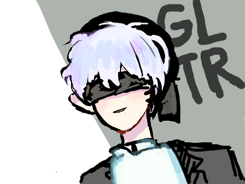 글리터 : 시발시발시발 스케치판 ,sketchpan
