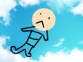 아기가 날아간다 : 아기가 날아간다 스케치판 ,sketchpan