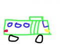 버스 : 버스 그림 스케치판 ,sketchpan