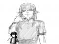 안해이싱 : 안해이싱 스케치판 ,sketchpan