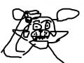 보이루 토2폭시 : 보이루하는 토2 폭시 스케치판 ,sketchpan
