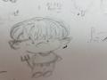 바압 : 바압 스케치판 ,sketchpan