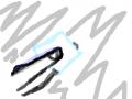 손가락에 집고있는것은 과자이다 :  스케치판 ,sketchpan