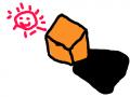 상자 : 상자입당 스케치판 ,sketchpan