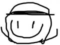 웃기 : 웃는다. 스케치판 ,sketchpan
