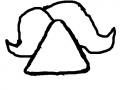 머리가 큰 사각형 : 머리큰 괴생물체를 보고 계십니다. 스케치판 ,sketchpan