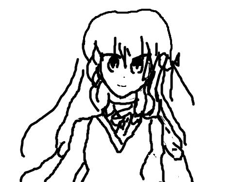 색칠귀찮... : 너무너무너무 귀찮아서 10분만에그림.... 스케치판 ,sketchpan