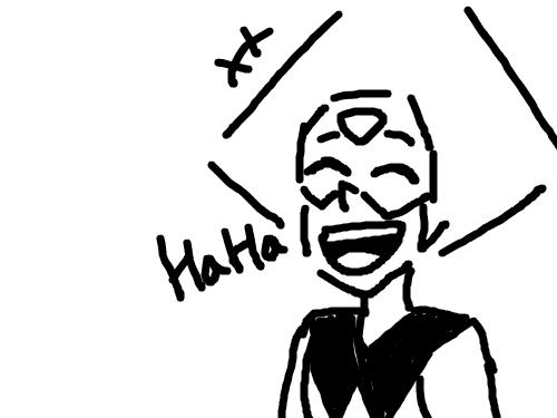 페리도트 : 하하하하 스케치판 ,sketchpan