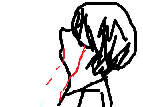 흐규흐규 : 응아니야^^ 스케치판 ,sketchpan