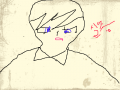 t실종 : 실종 조심 스케치판 ,sketchpan