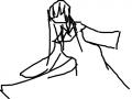 하루하루 : 사람은상랑은~ 스케치판 ,sketchpan