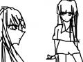 야너 이리와바 : ㅋㅋㅋㅋㅋㅋㅋ싫은뎁? 스케치판 ,sketchpan