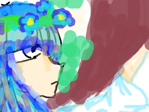 손 통증 소름;;; : 숲의~요정~ 스케치판 ,sketchpan