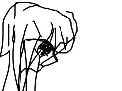 눈이와누이와~ : 빈털털이~ , 스케치판,sketchpan,손님
