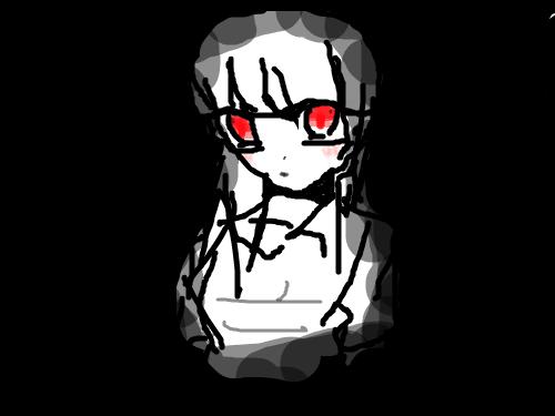 빨간 눈이드아앙 : 모르겠당 스케치판 ,sketchpan